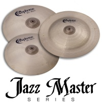 "Bosphorus Jazz Masters 19"" Crash Ride"