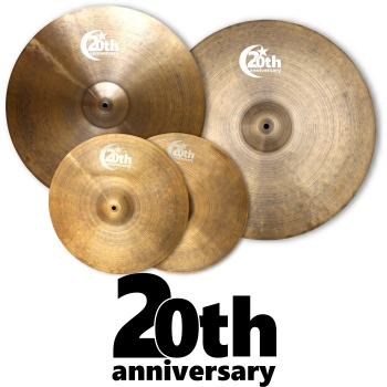 "Bosphorus 20th Anniversary 24"" Ridebecken"