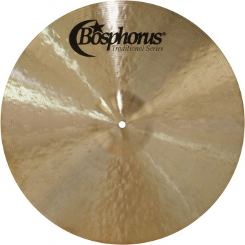 "Bosphorus Traditional  18"" Crashbecken"